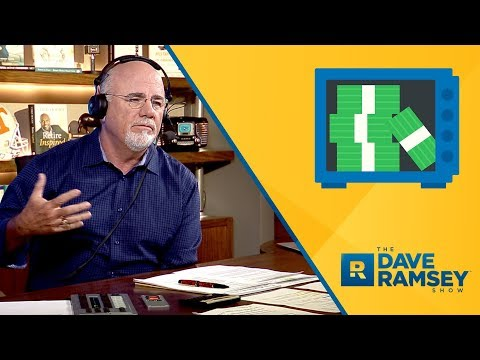 Dave Ramsey's Advice For Choosing a Bank