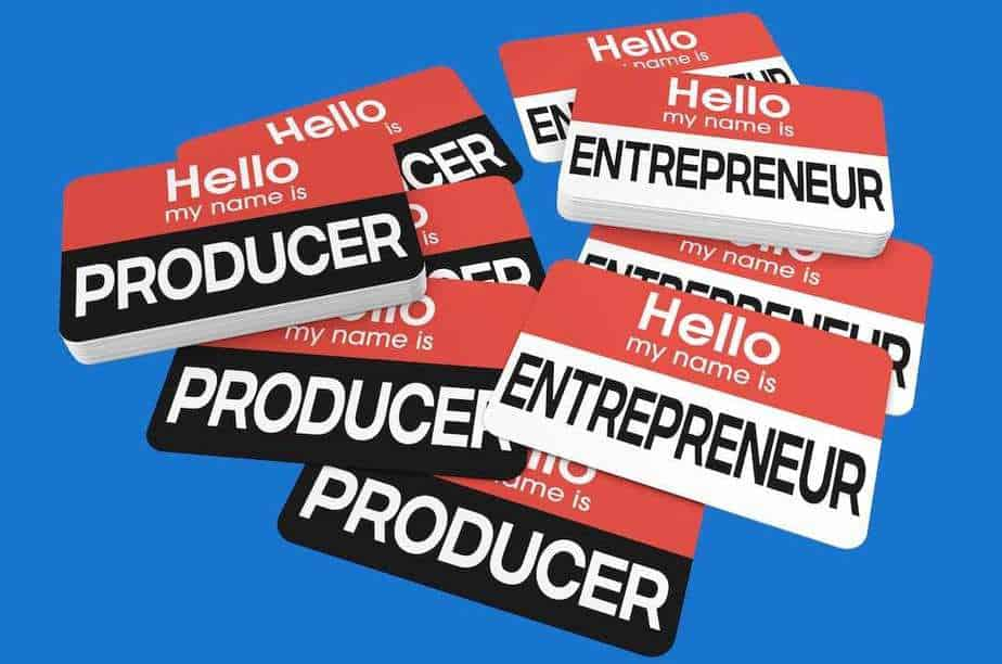 Producer vs Entrepreneur Series Part One