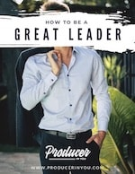 How to be a great leader